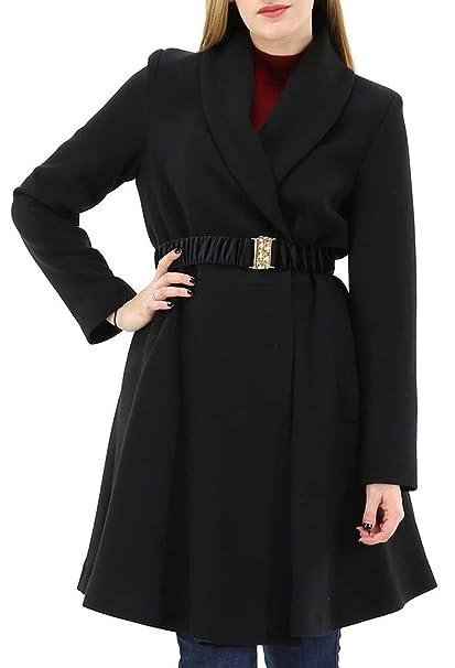 sito affidabile 2c7cf b86bc Kocca Cappotto Donna Early Colore Nero Collezione: Autunno ...