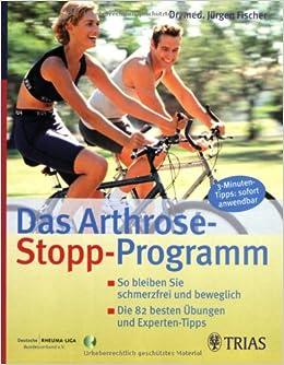 Das Arthrose Stopp-Programm von Fischer, Jürgen   Buch   Zustand sehr gut
