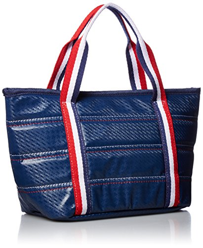 [Adidas Golf] round tote bag L23 × W18 × H13cm AWT 28 A42073 navy by adidas (Image #2)