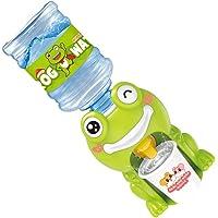 KESYOO Kids Mini Water Dispenser Frog Animal Style Water Machine Children Beverage Drinking Fountain Pretend Play…