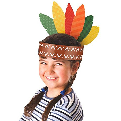 Amscan Thanksgiving Make Your Own Headband