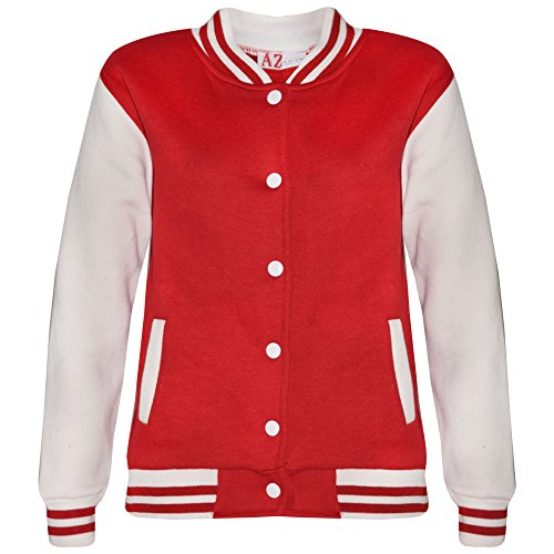 Cute Varsity Jackets For Girls - Kids Girls Boys Baseball Jacket Varsity