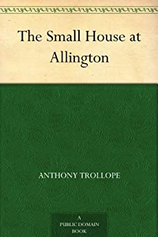 Small House at Allington ebook product image