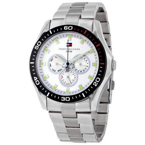 1790606 Multi-Function Stainless Steel Bracelet Watch ()