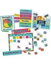 Carson Dellosa – One World Calendar Bulletin Board Set, 134 Pieces, Classroom Décor