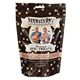Newman's Own Organic Premium Dog Treats Salmon and Sweet Potato -- 10 oz