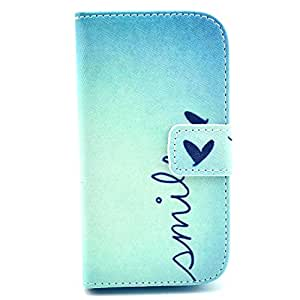 Flip PU Leather Wallet Stand Case Cover For Samsung Smart Phones Paris Tower/Pineapple/ Live the life you love/ Amile /Elephants/ Little Daisy /Love Owl /Elephants Tribe /Pink Rose/ Keep Calm and Hakuna Matata/ Campanula/Anchor