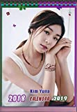 キム・ヨナ(キムヨナ) 2018-19年度 新卓上 カレンダー韓国フィギュアスケート