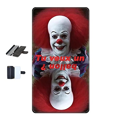 Housse Iphone 4-4s - Clown rire