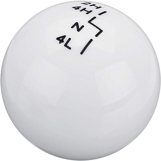 DeemoShop Car Ball Gear Shift Knob Transfer Case Shift Knob Wrangler YJ TJ JK