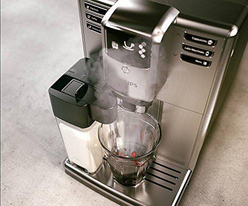 Philips EP5365/10 S5000 Machine à expresso automatique avec carafe à lait, inox