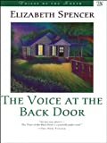 Front cover for the book The Voice at the Back Door by Elizabeth Spencer