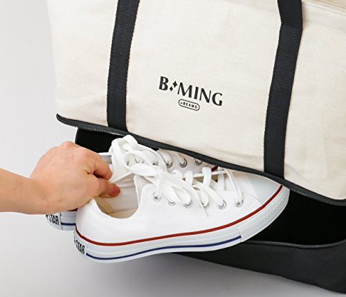 B:MING by BEAMS big tote bag book 画像 D