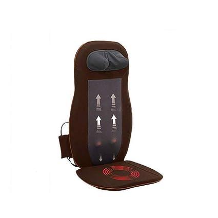 Amazon.com: KINGEAR - Cojín de masaje de vibración con calor ...