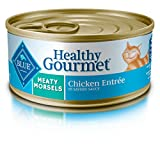 BLUE Healthy Gourmet Adult Meaty Morsels Chicken Wet Cat Food 5.5-oz (Pack of 24)