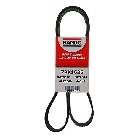 Correa de distribución Bando 7PK1040 ...