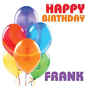 Amazon.com: Happy Birthday Frank (Single): The Birthday Crew: MP3 ...