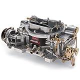 Edelbrock 1906 AVS2 Series Carburetor 650 cfm Square Flange Non-EGR Electric Choke AVS2 Series Carburetor
