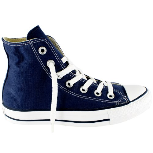 Chuck Taylor Converse Trainers Star All Hi Navy Season qFdxd6w58