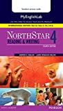 img - for NorthStar Reading and Writing 4 MyEnglishLab, International Edition (4th Edition) book / textbook / text book