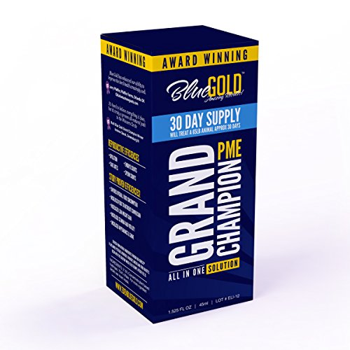 Blue-Gold-Grand-Champion-30-Day-Pet-Supplement-Study-Proven-Against-Leading-Pet-Antibiotic-Preventative-Pet-Dewormer-Increase-Pet-Health-Immune-Energy-AppetiteWater-Intake-Pet-Vitamin-Fix-BioFilm