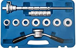 BGS Dirección Juego de herramienta de instalación de cojinetes para motos, 1pieza, 8461