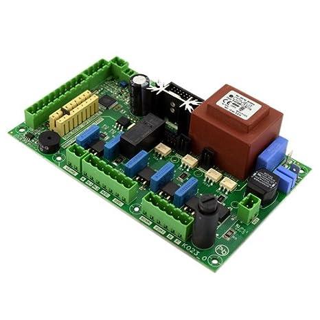 Tarjeta de control Micronova PK023 A01 para estufas de pellets Aire: Amazon.es: Hogar