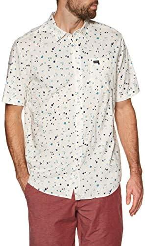 RVCA Calico Camisa de manga corta: Amazon.es: Ropa y accesorios