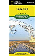 Cape Cod (Outdoor Recreational Map)