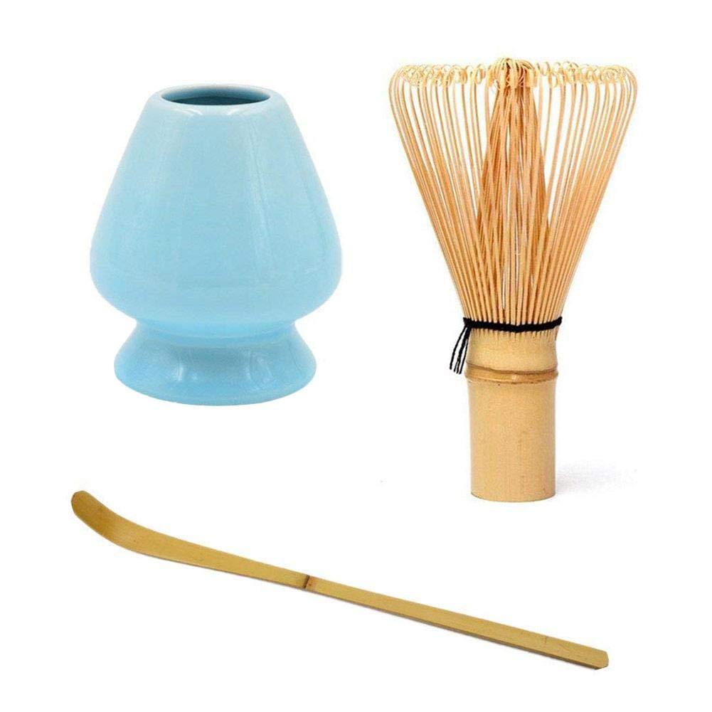 Frusta da tavola Dream-cool t/è Whisks Bamboo Whisker Matcha t/è Verde Frusta Set Frusta da t/è Scoop Cucchiaino da t/è