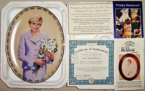 - Bradford Exchange Princess Diana