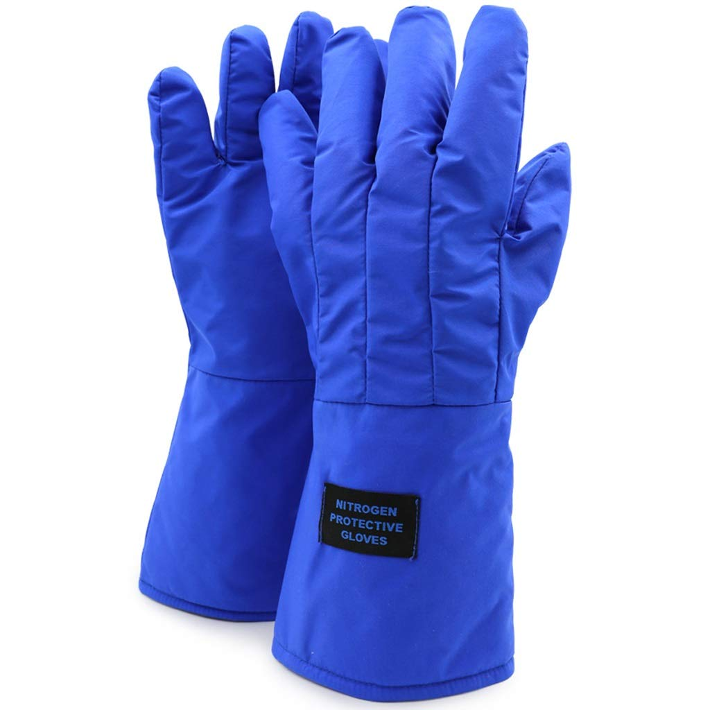 LANSEL Protective Gloves Antifreeze - UWZ11 Low Temperature Filling Station Cold Cold Ice Test Cold Storage Special Waterproof Cold Gloves