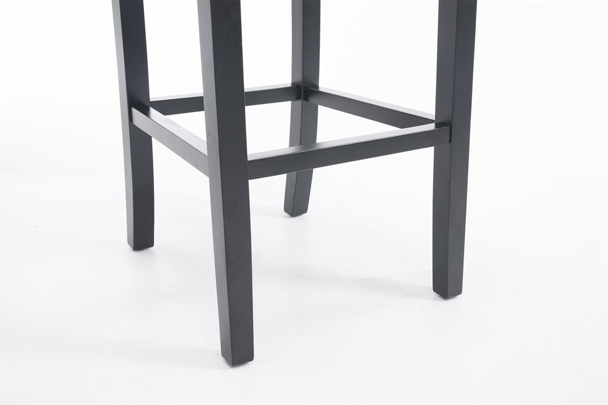 Clp sgabello da bar in legno raphael sedia sgabello r é tro