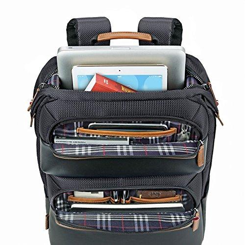 Solo East Hampton 39,6cm Laptop Rucksack Schwarz