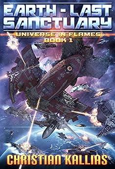 Earth Last Sanctuary Universe Flames ebook product image