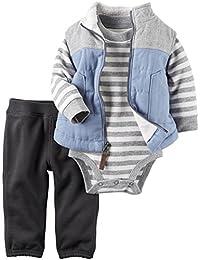 Carter's 3 Piece Vest Set (Baby)