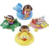 Munchkin Dora the Explorer Bath Squirters