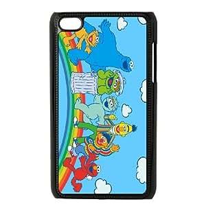 Elmo iPod Touch 4 Case Black Z0645063