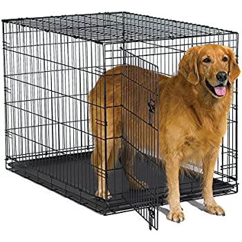 Amazon Com New World 42 Quot Folding Metal Dog Crate