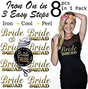 Sweepstakes: Iron On Heat Transfer for Bride and Bridesmaid...