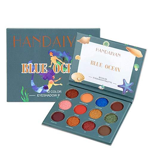 Eyeshadow Palette Anboo Matte Eyeshadow Cream Makeup Palette