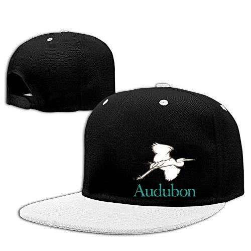 National Audubon Society Symbol Contrast Color Fitted Baseball Hat