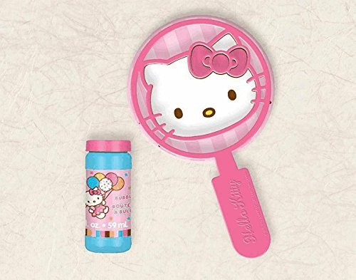 Hello Kitty Bubble Wand Set 1 Count]()