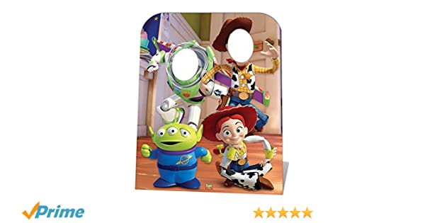 STAR CUTOUTS - Puzzle Toy Story (SC598)
