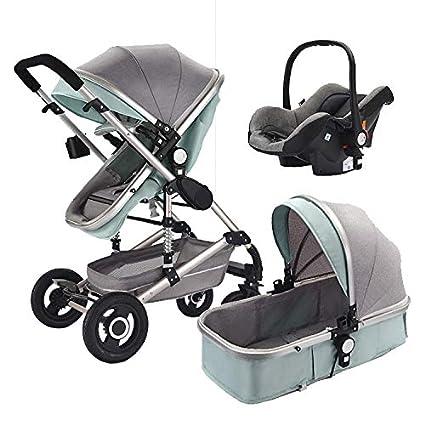 Strolleair Cochecito De Bebé Para La Transformación De Cochecitos De Bebé Para Ruedas De Lujo 360