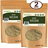 Marjoram Ground - Ground Marjoram Spice - Bulk Spices - 2 Pack of 6 Ounce
