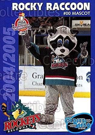 Amazon.com: (CI) Mascot Hockey Card 2004-05 Kelowna