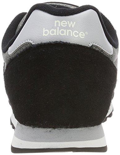 New Kjr Silver Mink Homme White Black Baskets Noir Balance B07dfrlkyf TwqxfZTr