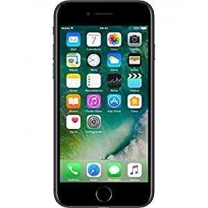 Smartphone Apple iPhone 7 32 GB color negro. Telcel pre-pago