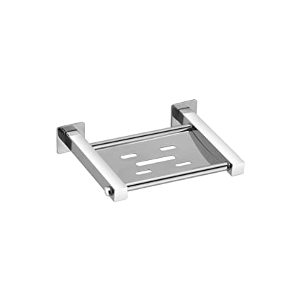 Acute (D-03) Soap Dish - Soap Stand - Bathroom Soap Holder - Anti Rust - Corrosion Free 304 Stainless Steel